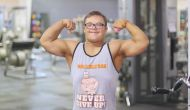 Bodybuilder with Down Syndrome wins 5th Place in Competition