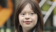 First Woman with Down Syndrome to Present Weather on FrenchTV