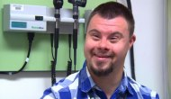 Full-time Hospital Employee with DownSyndrome